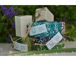 Green clay, Lemongrass & Wattleseed soap