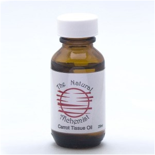 Carrot Herbal Extract infused Oil 25mL