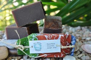 Chocolate Delight soap