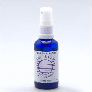 Organic Lavender Toning Mist 50mL