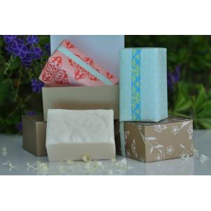 Gentle Olive Oil & Jojoba Soap (unscented)