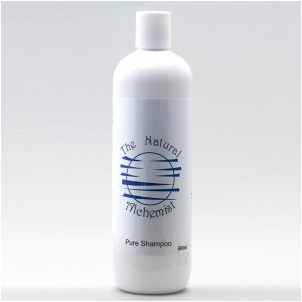 Shampoo with Essential Oils  500mL