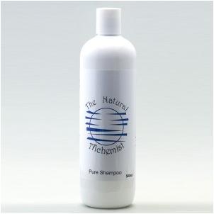 Shampoo with Essential Oils  500mL