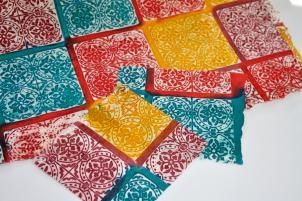 Gift Paper square design