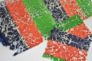 Gift Paper striped design